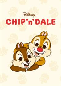 สติ๊กเกอร์ไลน์ชุด Chip'n'Dale