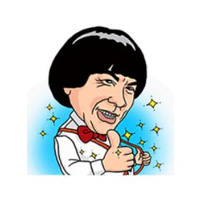 สติ๊กเกอร์ไลน์ชุด สติ๊กเกอร์ Zhu Ge Liang Super Show