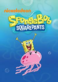 สติ๊กเกอร์ไลน์ชุด SpongeBob SquarePants