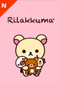 สติ๊กเกอร์ไลน์ชุด RiLakkuma