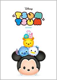 สติ๊กเกอร์ไลน์ชุด Disney Tsum Tsum