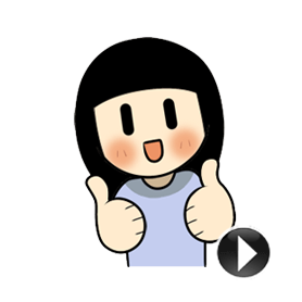 สติ๊กเกอร์ไลน์ชุด Animated Smile Brush