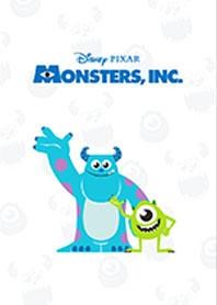 สติ๊กเกอร์ไลน์ชุด Monsters, Inc