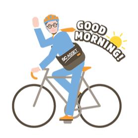 สติ๊กเกอร์ไลน์ชุด FAMILY FOR GOOD MORNINGS