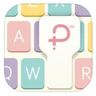 สติ๊กเกอร์ไลน์ชุด Pastel Keyboard Themes Extension - 100+ Cute Color