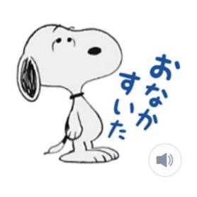 สติ๊กเกอร์ไลน์ชุด Snoopy&เพื่อน สติกเกอร์ช่างพูด